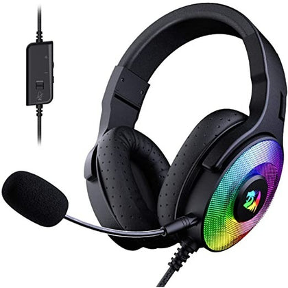 Redragon H350 Pandora RGB Wired Gaming Headset