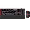 Redragon YAKSA S102-1 Gaming Keyboard NEMEANLION Wired Gaming Mouse Combo (Black)