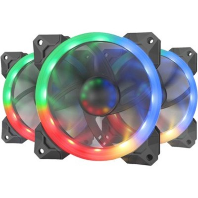 Redragon GCF008 Computer Case 120mm PC Cooling Fan