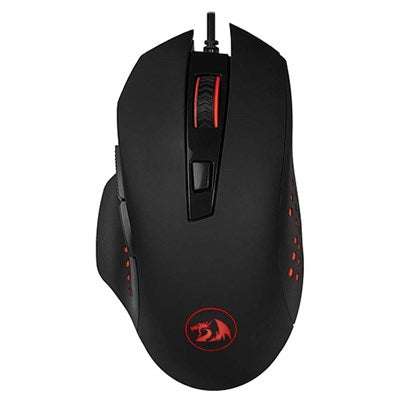 Redragon GAINER M610 Wired USB Gaming Mouse (Black), 3200 DPI