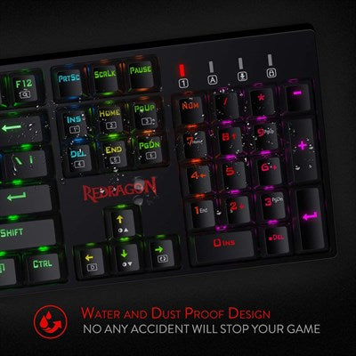Redragon SURARA K582 PRO RGB Mechanical Gaming Keyboard