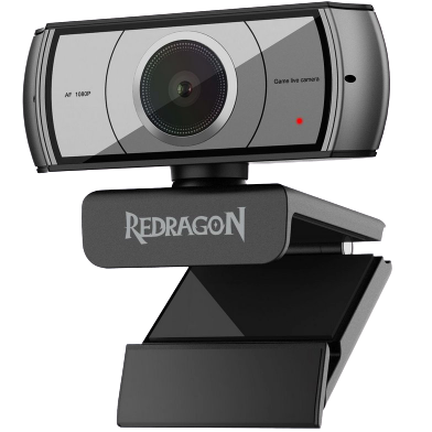 Redragon GW900 Apex 1080P 30 FPS BK WebCam