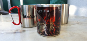 Blacklava Stainless Steel MUG Tasse - HELL SEQUENCE NEARLY SOLD OUT!!!