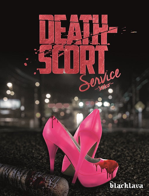 Death-Scort Service - Limited 500 Slipcase Edition