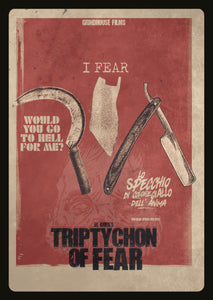 Triptychon of Fear - Limited 500 Edition