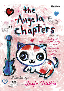 The Angela Chapters by Lucifer Valentine - 2 Disc Slipcase Edition