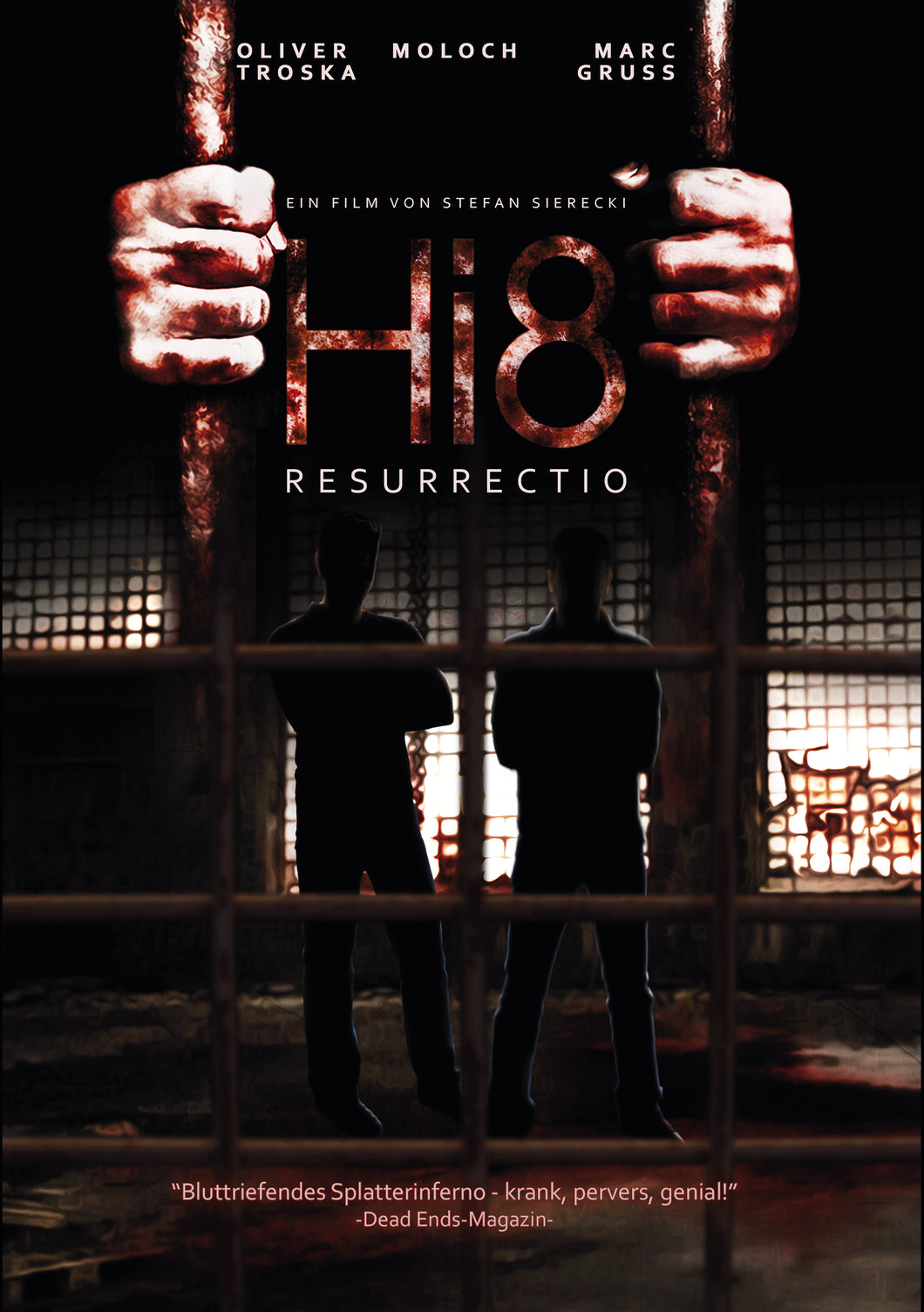 Hi8 - Resurrectio - Slipcase Edition DVD - Award winning Movie!