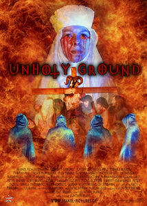 Unholy Ground X-tended Cut BLU RAY by Günther Brandl FULL UNCUT