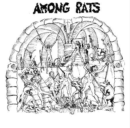 Among Rats - A.R. Digipak - Limited to 500 pieces