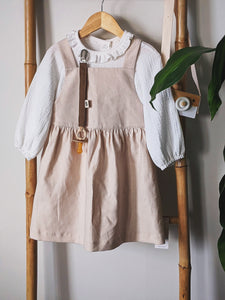 Pinafore - Naturel
