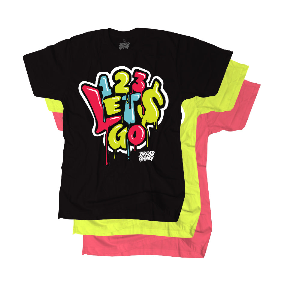 "Bread Gang ""Let's Go"" T-shirt"