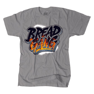 "Bread Gang ""Burnin"" T-shirt"