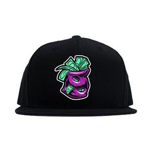 "Bread Gang ""Ski Bag"" Snapback - Black"