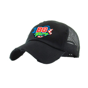"Bread Gang ""BG Racing"" Vintage Trucker Hat"