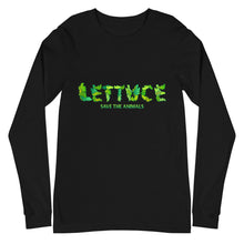 Load image into Gallery viewer, Lettuce Long Sleeve (unisex)