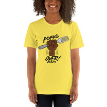 Load image into Gallery viewer, Forks over Knives (unisex)