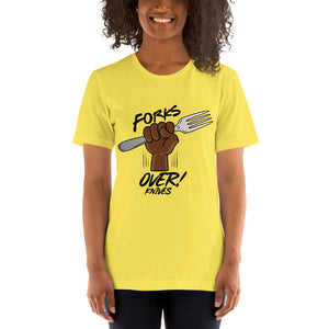 Forks over Knives (unisex)
