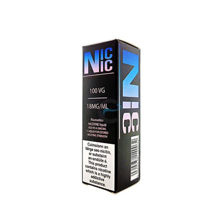 Nic Shot 10ml 18mg