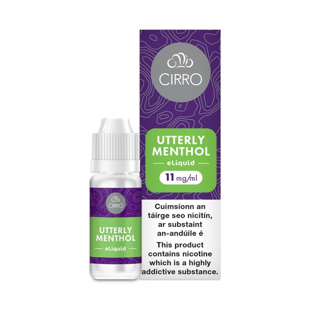 Cirro: Utterly Menthol 10ml