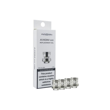 AXIOM M21 Tank Coil (4 Pack) 0.5ohm