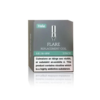 Flare Replacement Coils (3 pack)