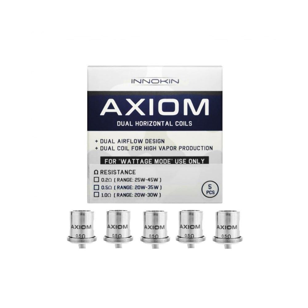 AXIOM M21 Tank Coil (4 Pack) - 0.65ohm