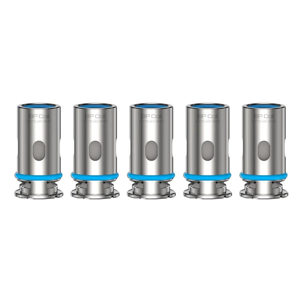 Aspire: BP Replacement Coil (5 Pack)