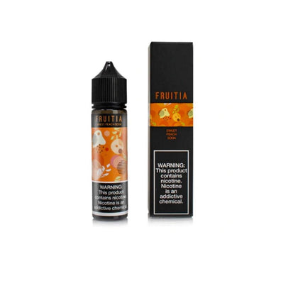 Sweet Peach Soda 50ml 0mg