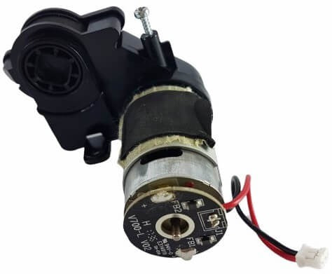 Motor rodillo central Cecotec Conga Excellence, 990 y Ecovacs N79S N79 SemiNuevo