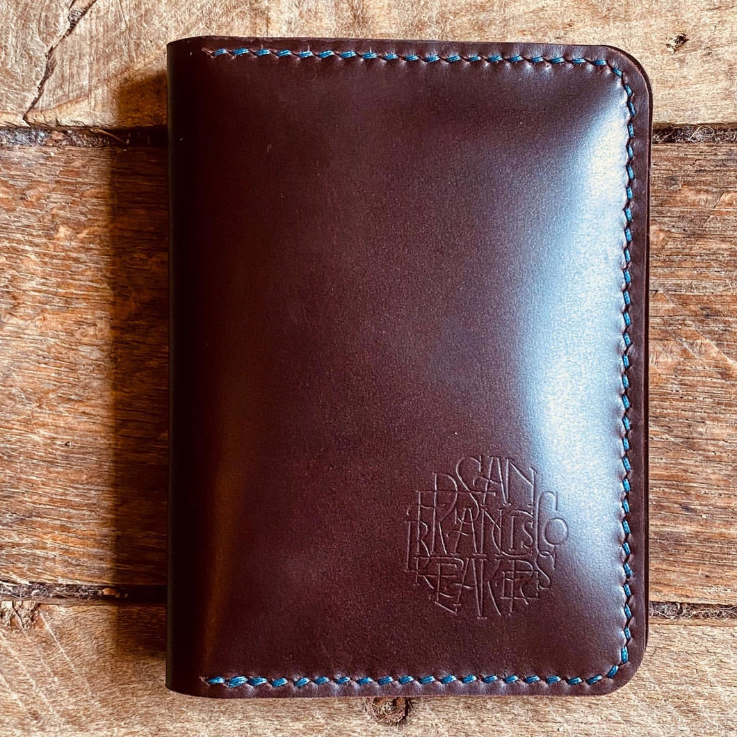 Hand Stitched Calf Leather