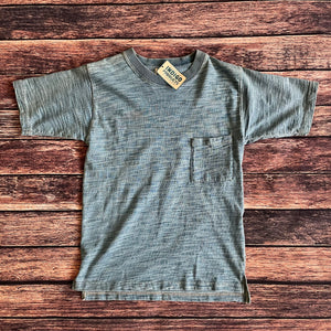 J.S. Homestead Indigo Pocket Tee