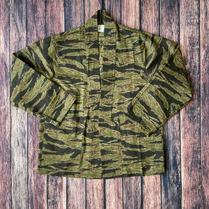 Tiger Camo Noragi Coat