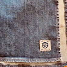 Load image into Gallery viewer, Denim Poncho by UBI Denim