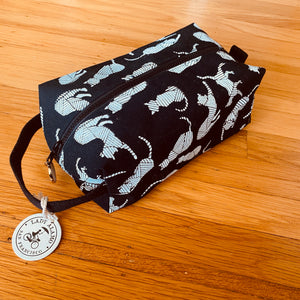 Lady Alamo Dopp Kit