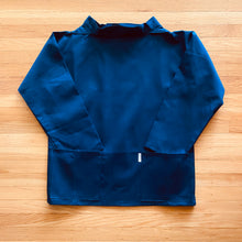 Load image into Gallery viewer, Dark Blue Sailor's Smock