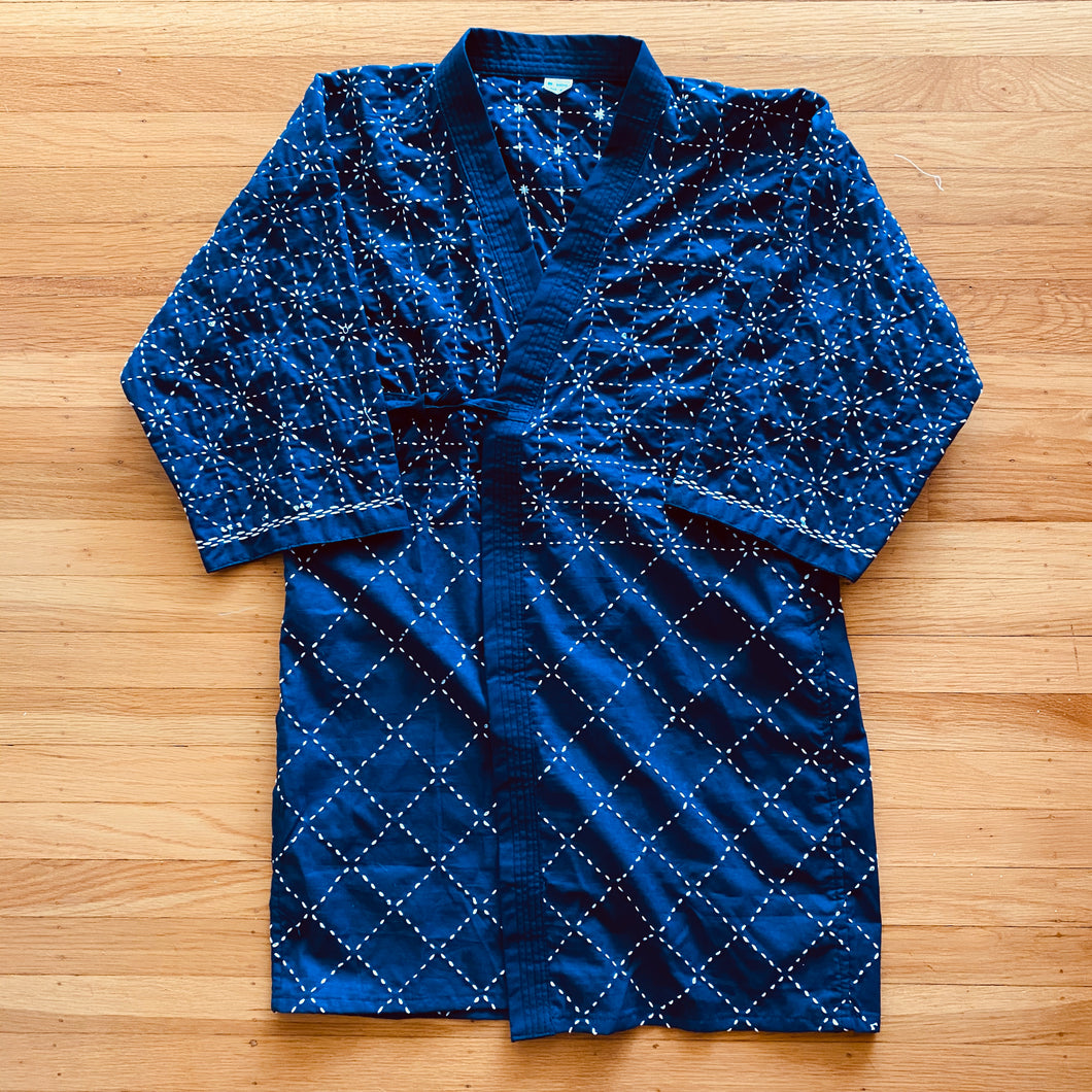 Sashiko Coat (blue)