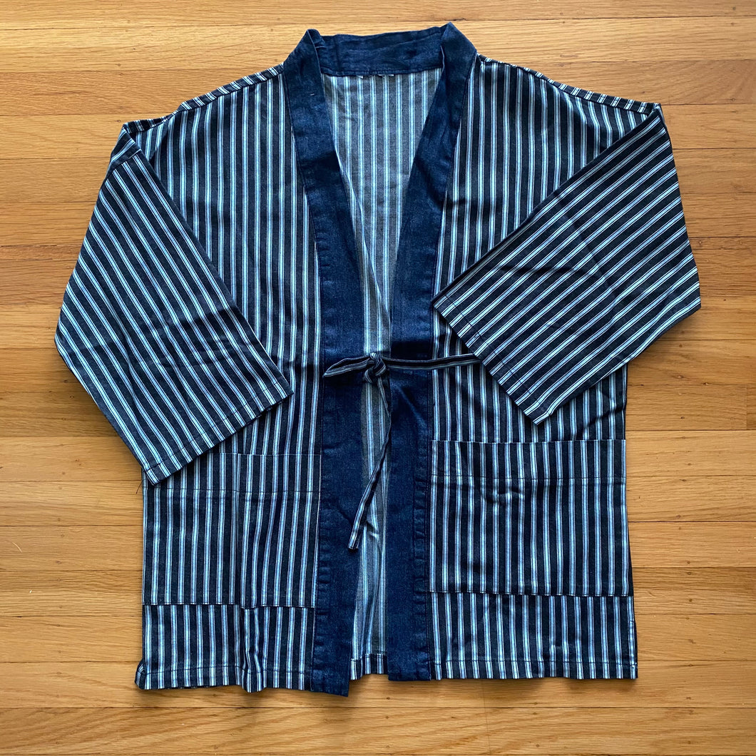 Striped Hanten Coat