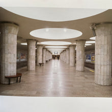 Load image into Gallery viewer, Soviet Metro Stations