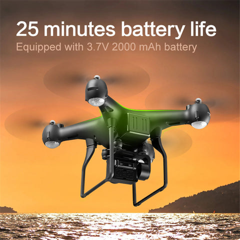 Drone with camera,  flight 25mins, Rc drone Toy