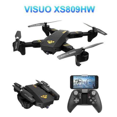 Camera, High Hold Mode, Foldable Arm RC Drone