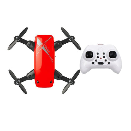 Mini RC Drone  w/wo Camera,,-Key Return Helicopter