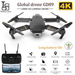 Global Drone With Hd Aerial Video Camera