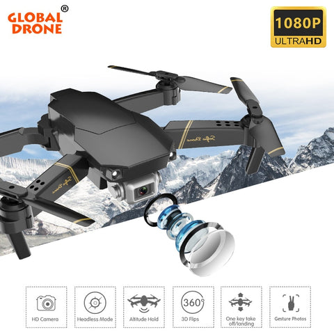 Global Drone, Altitude Hold, HD Camera, Toy