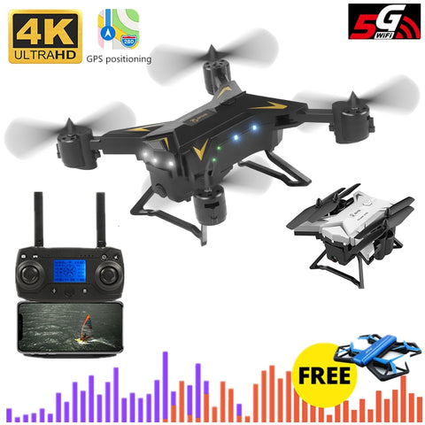 Drone with 2000 Meters Control Distance, Quadcopter Toy