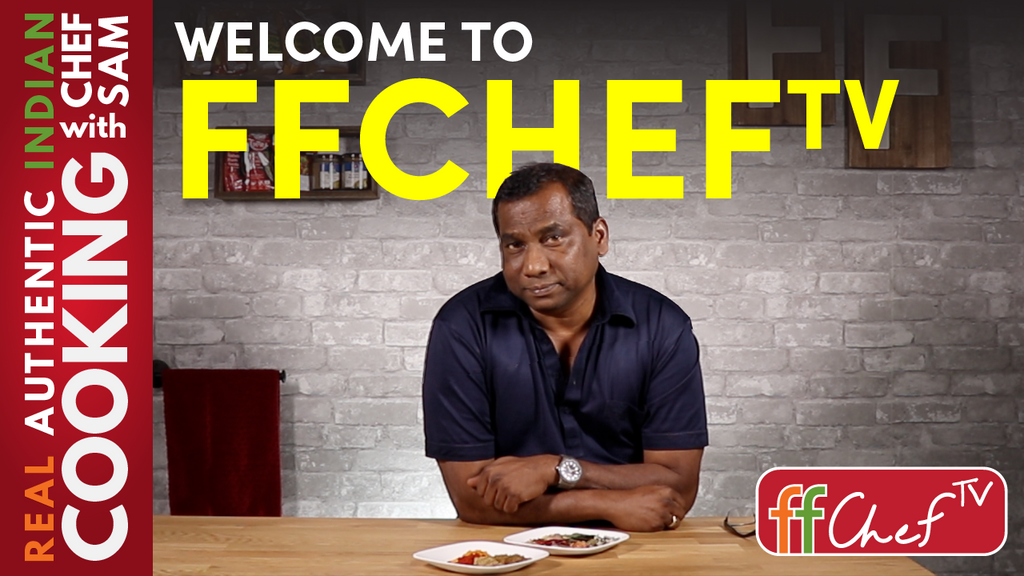 Welcome to FFChefTV!