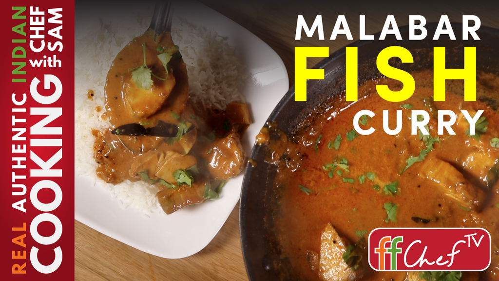 Malabar Fish Curry | Kerala Style