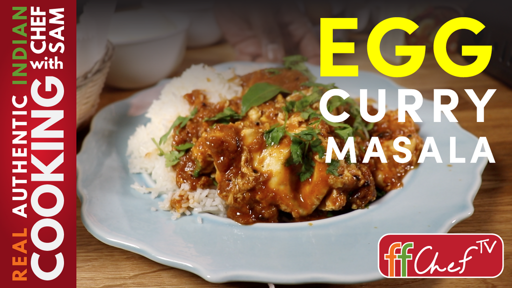 Madras Egg Curry Masala