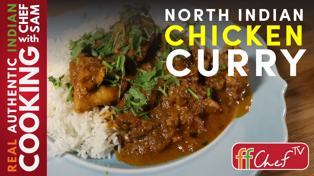 Easy Chicken Curry | North Indian Style