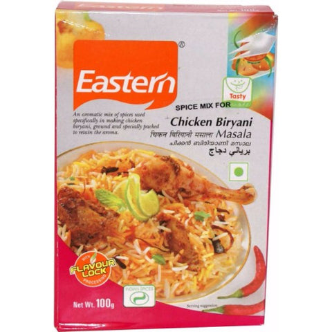 Eastern Chicken Biryani 50g