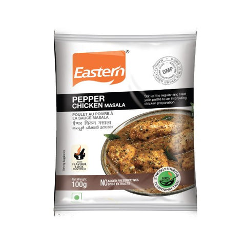 Eastern Pepper Chicken 50g